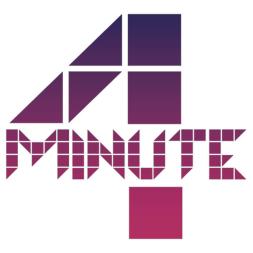 4Minute Logo