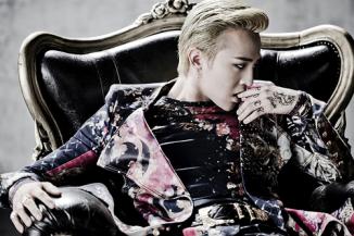 G-DRAGON (Leader, Main Rapper & Vocals)
