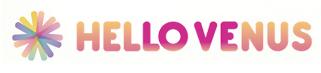 hello venus logo