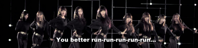 run girls generation