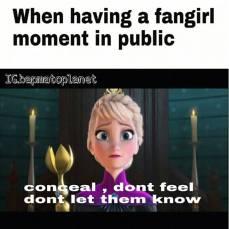 fangirl moment meme
