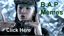 B.A.P MEME