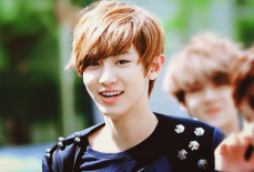 CHANYEOL (Main Rapper & Sub Vocals)