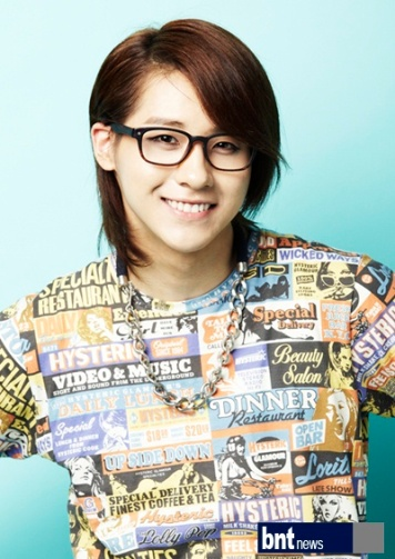 CNU (Lead Vocals & Rapper)