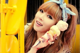 HYUNA (Sub Vocals, Main Rapper & Main Dancer)