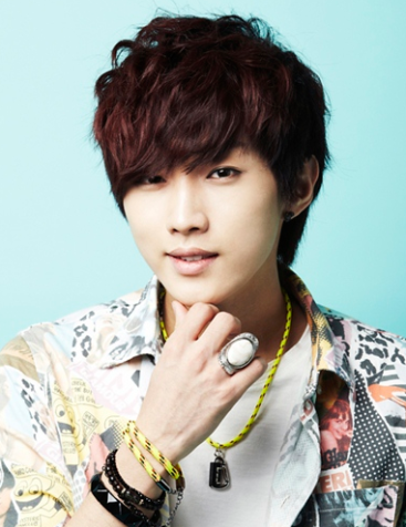 JINYOUNG (Leader, Lead Vocals & Songwriter)