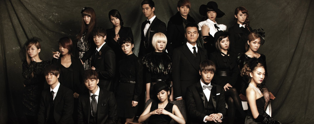 Image Gallery jyp entertainment