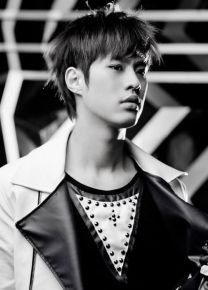 SEUNGHO (Leader & Lead Vocals)