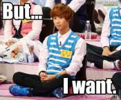 But I Want Taemin Shinee Meme