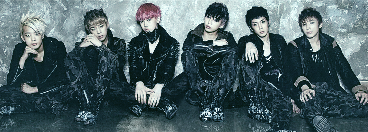B.A.P Bap 1004 Album Cover