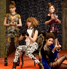 2NE1 (Active '09 - today)