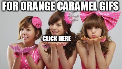 orange caramel gifs