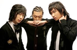 seo taiji and boys