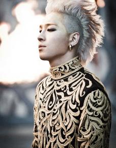Big Bang's Taeyang